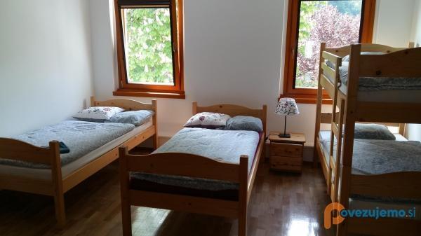 2, 4, 6 in 8 posteljne sobe