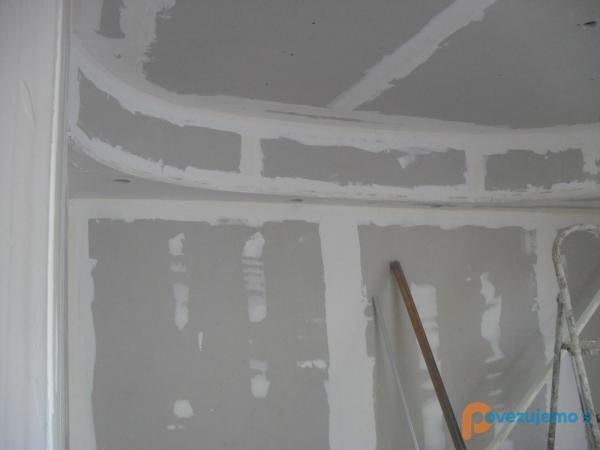 Belpro gradnje, zaključna dela v gradbeništvu