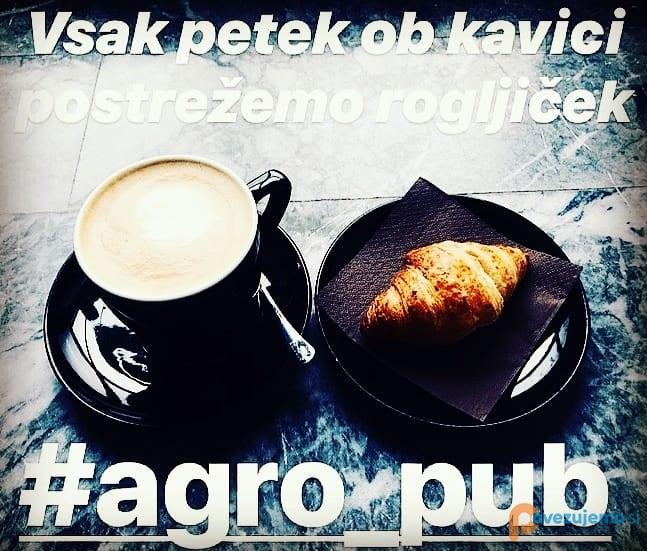 AgroPub Domžale, Bor Bratovž s.p. Domžale, kava in druge pijače