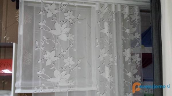 Dolenc Dekor d.o.o., proizvodnja zaves in senčil