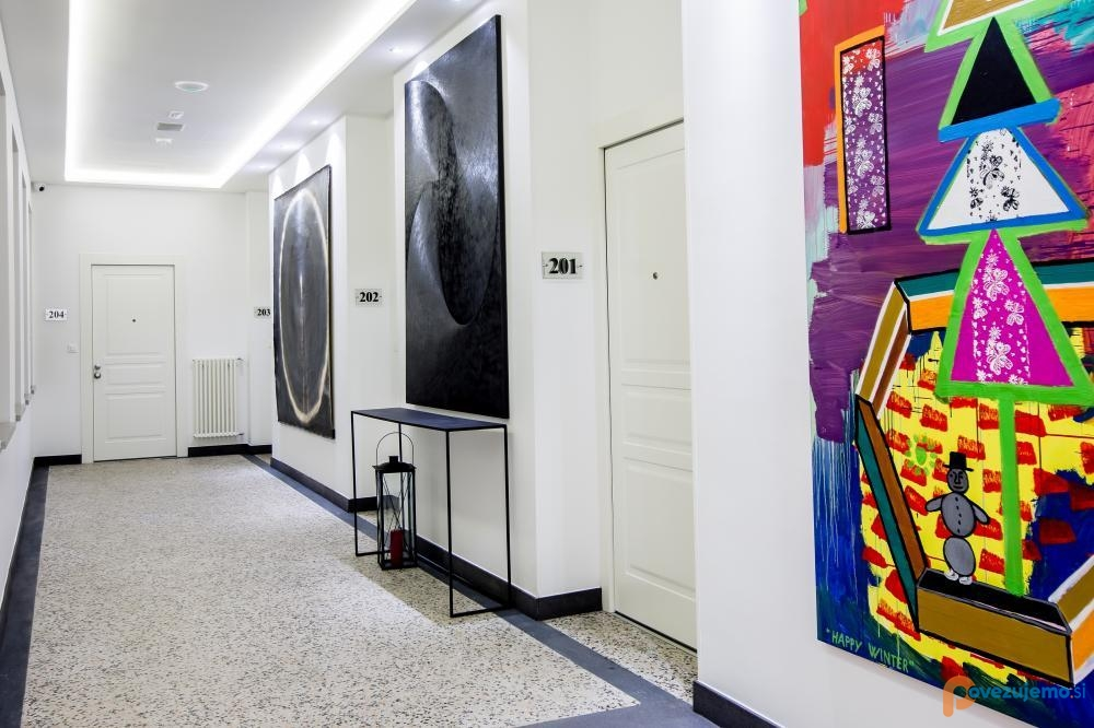 Apartmaji White house - Bela hiša