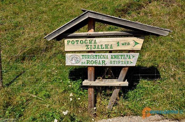 Turistična kmetija Rogar