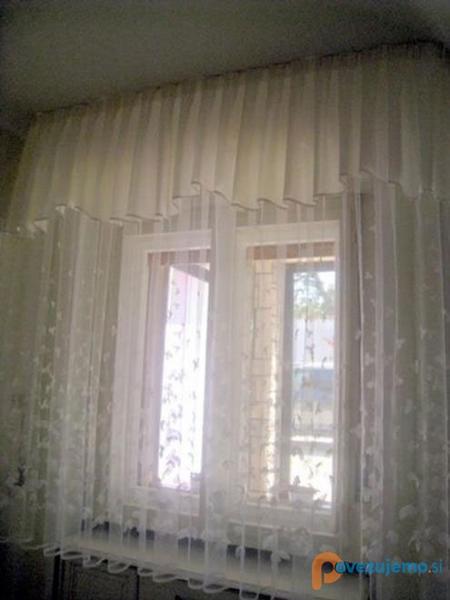 Mavrica zaves, prodaja zaves, pregnjinjal in ostalih tkanin