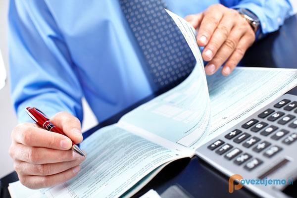 Računovodske storitve in davčno svetovanje Profin