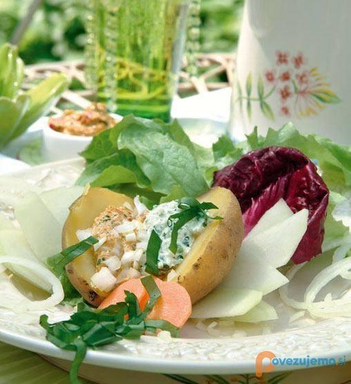 Živi zdravo, veganska in vegetarjanska hrana