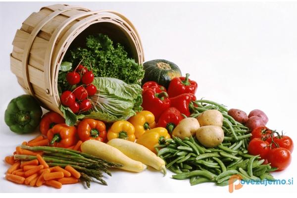 Darovi narave, pridelava in prodaja naravno pridelane hrane