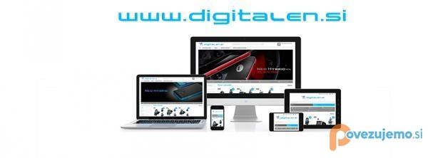 Digitalen.si, spletna trgovina
