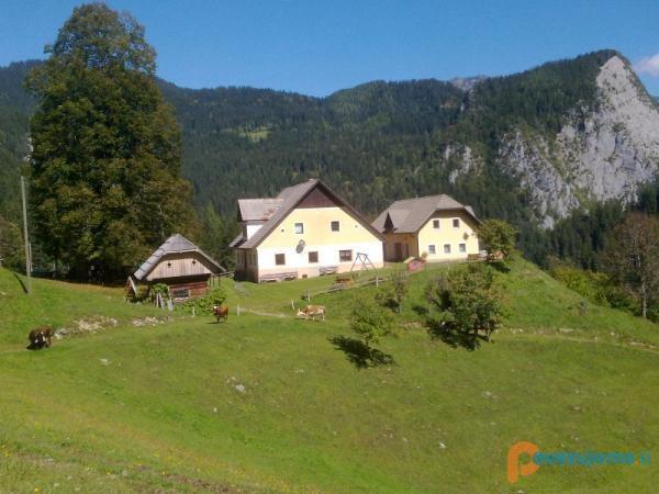 Turistična kmetija Gradišnik