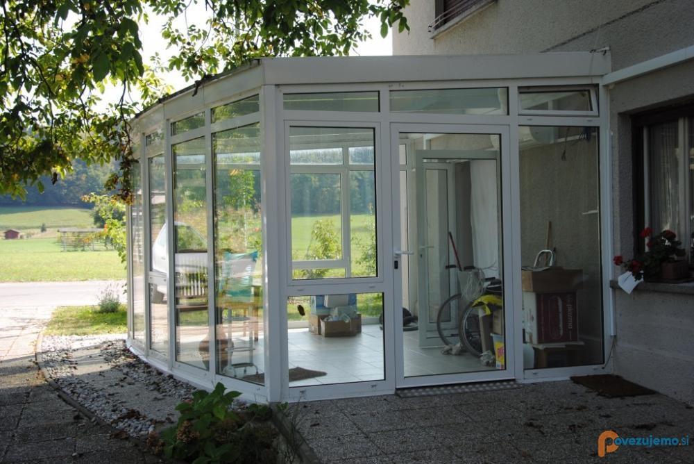 ALU Hribar, okna in vrata