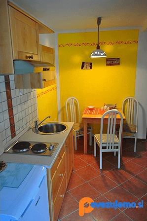 Apartma Bobi, Apartma 1