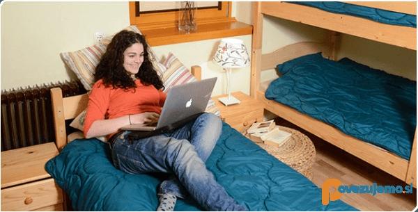 Wi-Fi dotop v vseh sobah