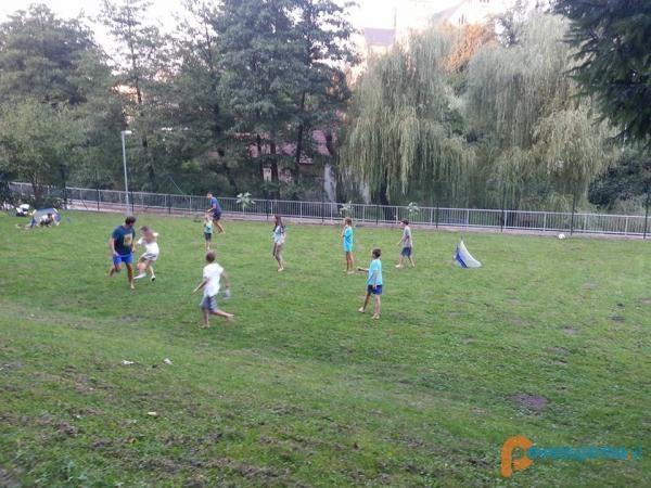 Nogomet na travi