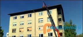 Kleparstvo Peterlin prekrivanje streh
