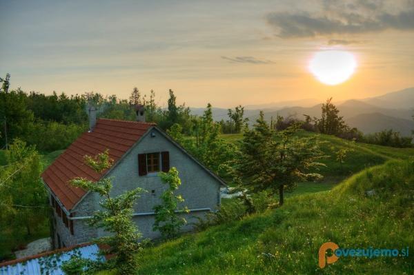 Počitniška hiša Alviva