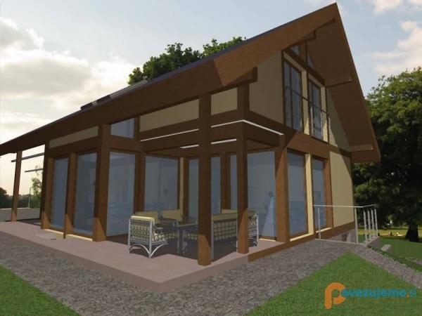 Odprta Hiša, projektiranje in gradnje