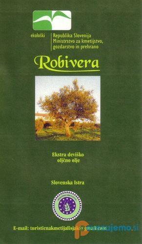 Turistična kmetija Robivera
