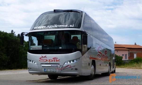 Avtobusni prevozi Miroslav Špik