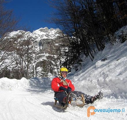 Adrenalin park Bovec - Aktivni Planet