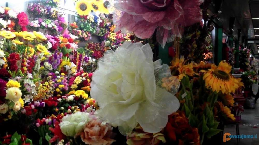Cvet Obale d.o.o., trgovina na debelo s cvetjem d.o.o.