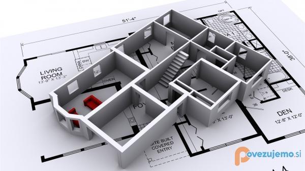Biro Cunk, arhitekturno projektiranje