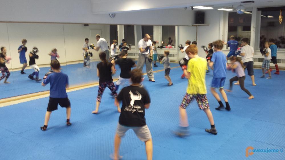 Športne storitve Samurai - Chorchyp, Denis Porčić s.p.