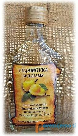 Žganjekuha Vahter, izdelki iz žganja, David Vahter s.p.