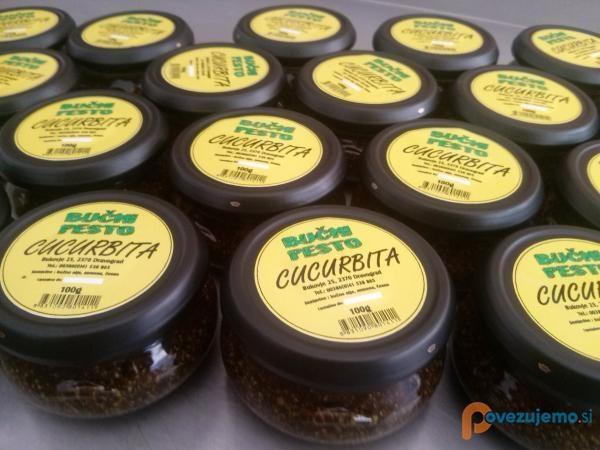 Cucurbita, proizvodnja bučnega olja in semen