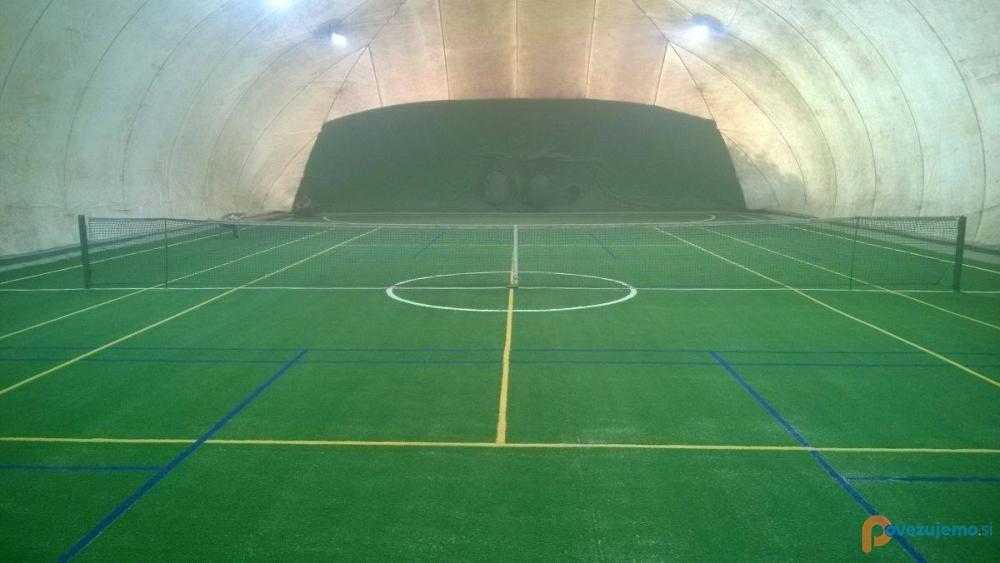 Blisk servis d.o.o., obnova in vzdrževanje športnih objektov