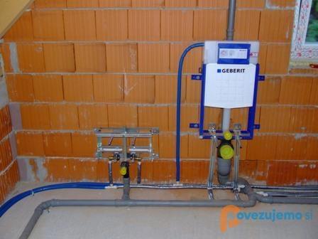 LB instalacije, vodovodne, plinske in ogrevalne napeljave