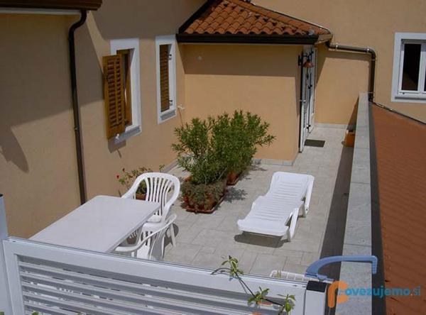 Hiša Sosič, sobe in apartmaji