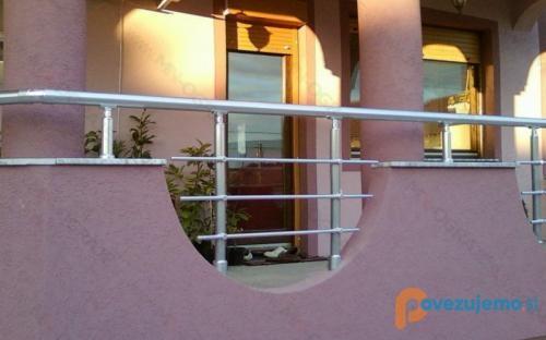 Mm profil, izdelava ograj