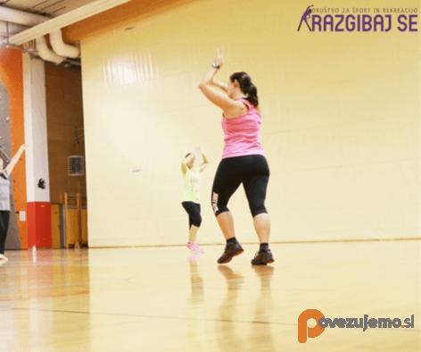 Društvo za šport in rekreacijo Razgibaj se