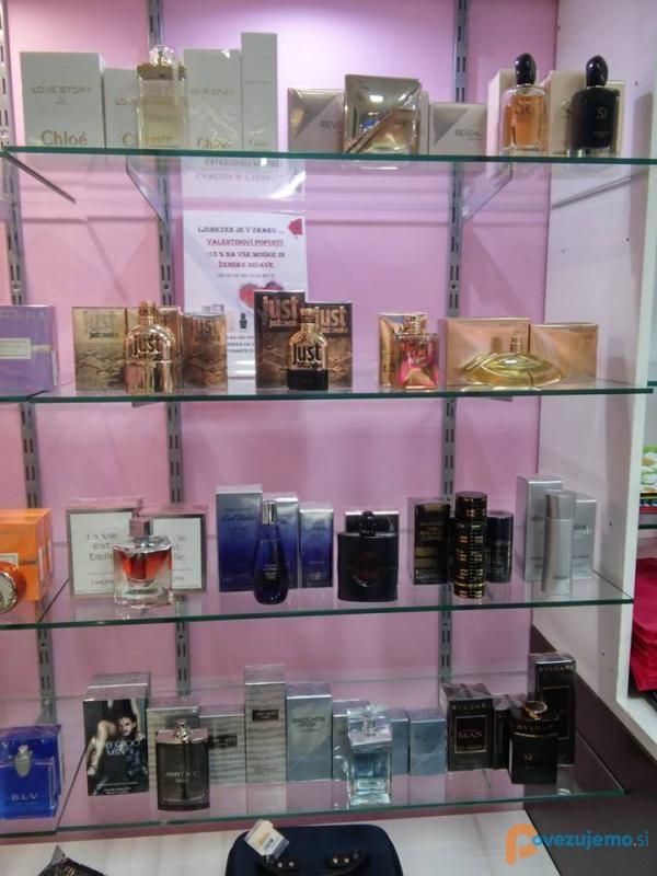 A&B, parfumerija in kozmetika, Andreja Perenič s.p.