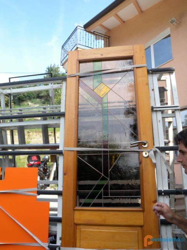 Steklarstvo Vižintin, obdelava ravnega stekla