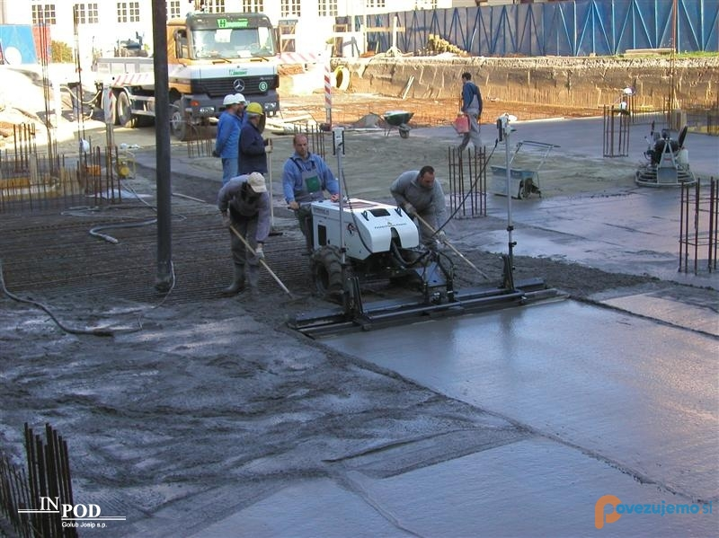 Inpod d.o.o., zaključna dela v gradbeništvu, Dornava