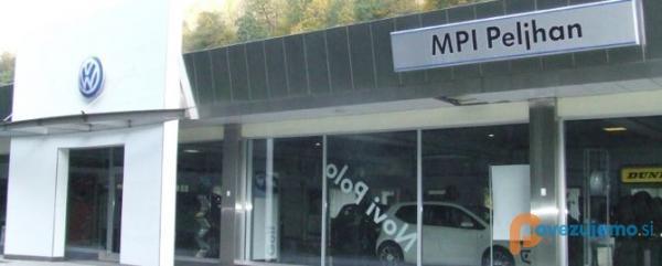 Mpi Peljhan, servis in prodaja vozil