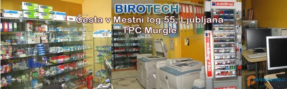 Birotech, servis birotehnične opreme in fotokopirnica Murgle