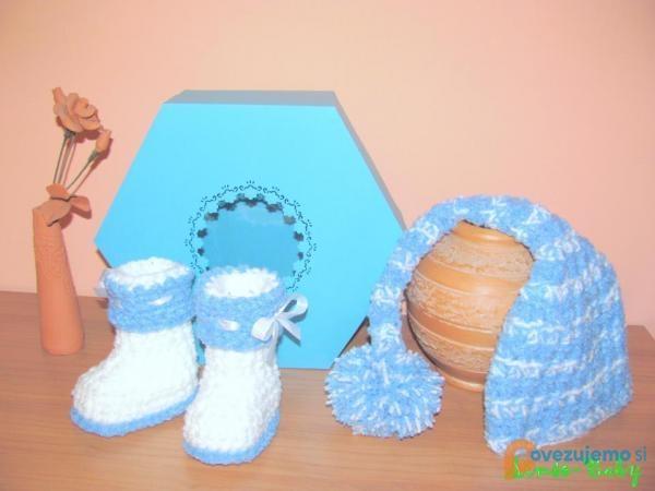 Simso Baby unikatno izdelana otroška oblačila in copatki