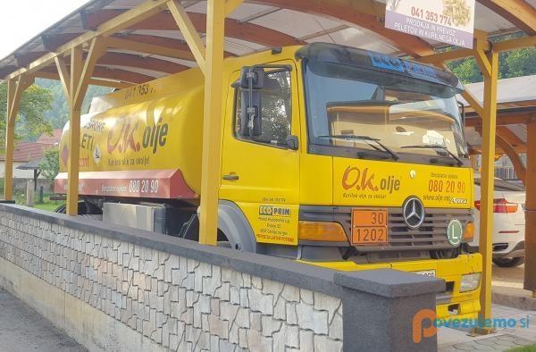 Eco - Prim, prevoz in prodaja kurilnega olja