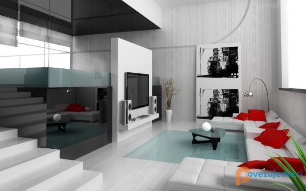 Atelje 23, oblikovanje notranjih prostorov