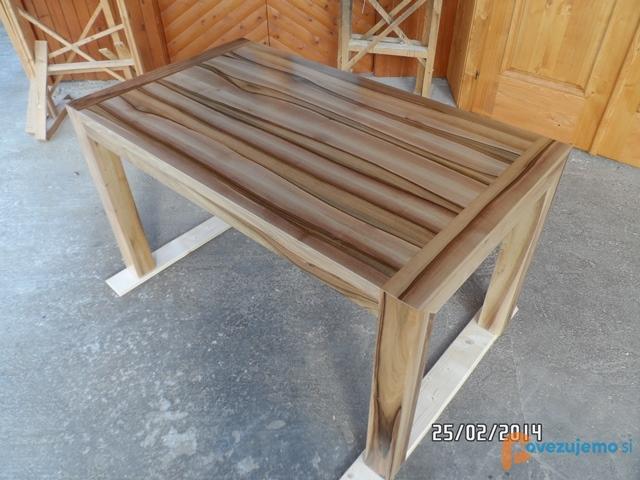 Tomi - Les, izdelki iz masivnega lesa, Tomaž Kladnik s.p.