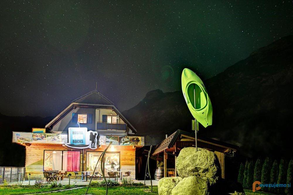 Hostel Soča Rocks