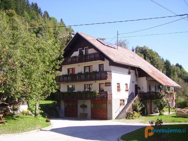 Turistična kmetija Davčen
