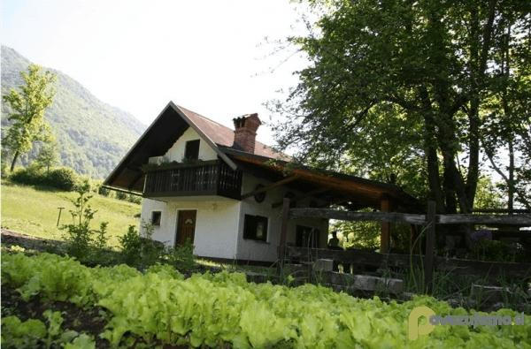 Počitniška hišica Na Biru