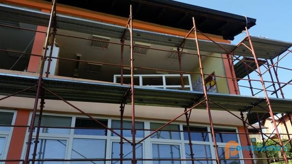 Memont s.p., vgrajevanje stavbnega pohištva