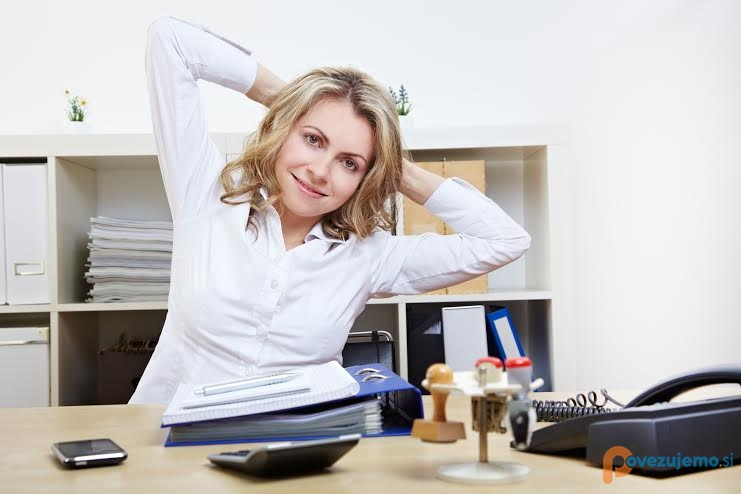 Sovvelung, pisarniška joga