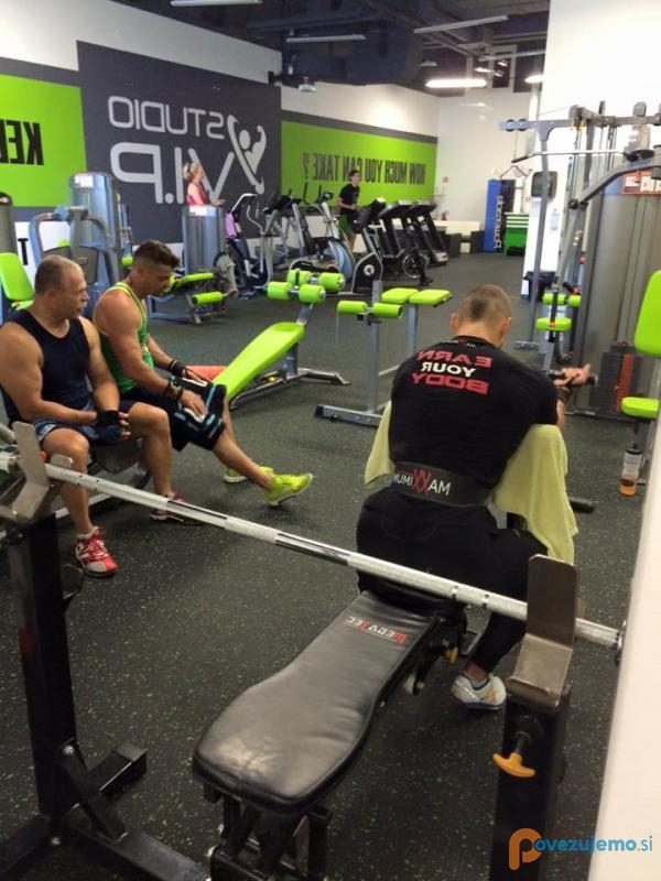 Bodypower, osebno trenerstvo, Gregor Jager s.p.