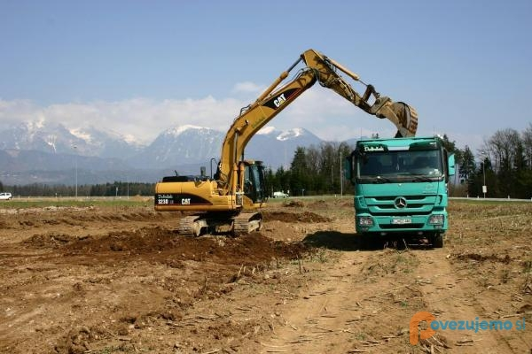 Resinovič -Kozina, avtoprevoz in storitve z gradbeno mehanizacijo