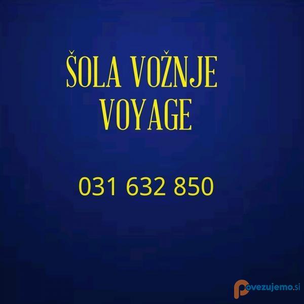 Avtošola VoyageAvtošola Voyage