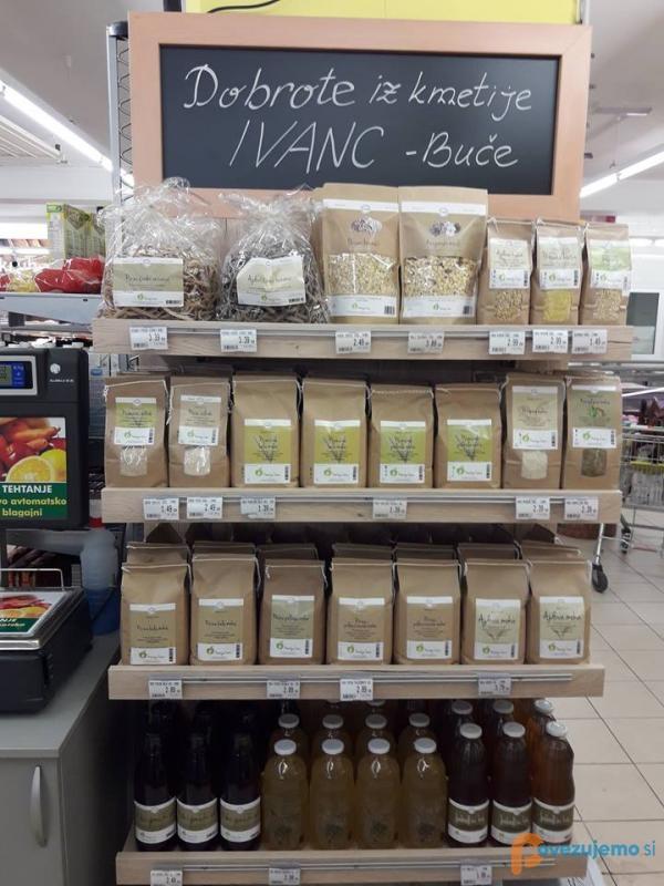 Pridelava in prodaja kmetijskih izdelkov, Aleš Ivanc s.p.